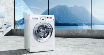 Siemens vaskemaskine test