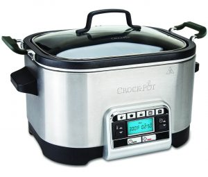 Crock Pot 5,6 L. Multi Cooker