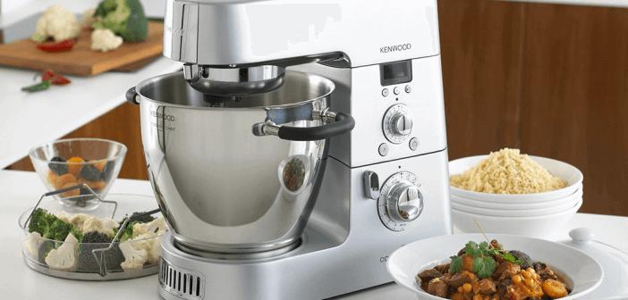 Kenwood köksmaskin Test 2020 – De bästa Kenwood-köksmaskinerna – Bäst i Test guide