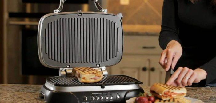 OBH Nordica Easy Grill elektrisk bordsgrill 7104
