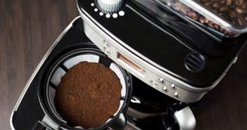 Kaffebryggare med kvarn test