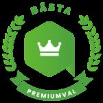 Bästa-premiumval