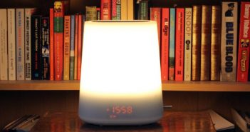 Philips Wake Up Light test