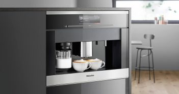 Inbyggd kaffemaskin test