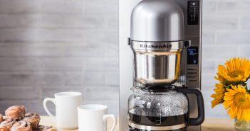 KitchenAid Kaffebryggare Test