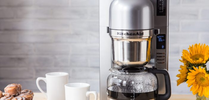 KitchenAid Kaffebryggare Test