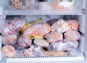 mad i fryser