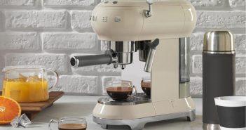 Smeg espressomaskin test