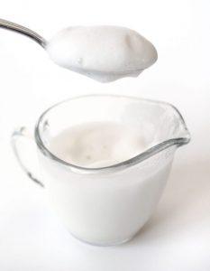 Mjölkskummare