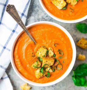 Morotssoppa med fänkål