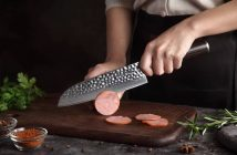 Test af japanske knive
